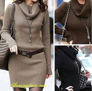 Sweater Dresses